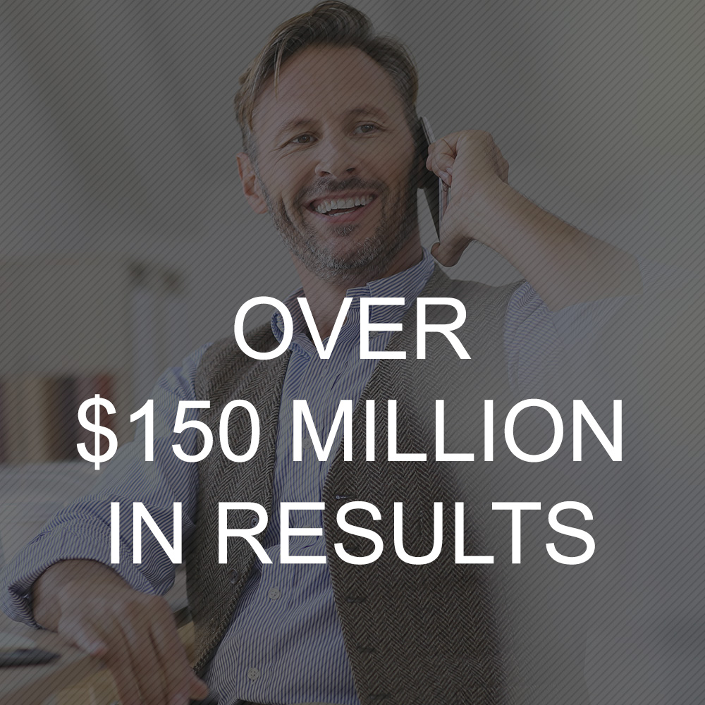 Unselling System Over $150 Million In Results